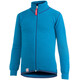 Woolpower 400 Full Zip Jacket Kids dolphin blue